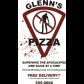 Glenn's Pizza Logo